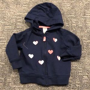 5 for $20 🌸9M Zip Up🌸